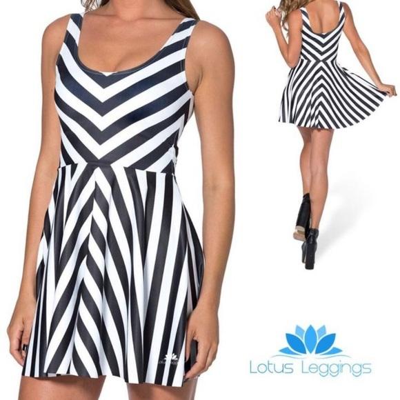 Lotus Leggings Dresses & Skirts - Lotus Leggings BeetleJuice Skater Dress